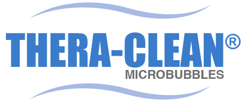 Thera-Clean Microbubbles Logo